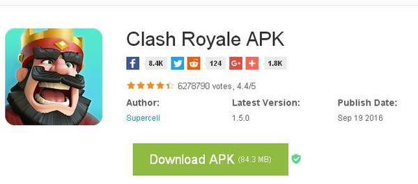 Clash Royale взлом скачать на андроид
