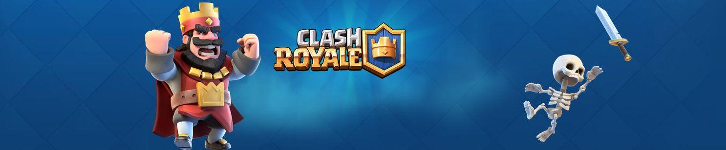 Clash Royale (клеш рояль)