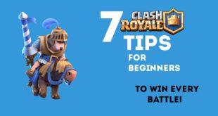 7 советов для новичков игры Clash Royale