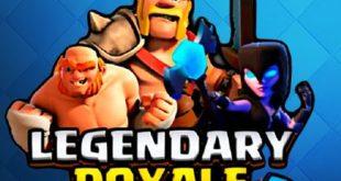 Приватный сервер Legendary Royale 3